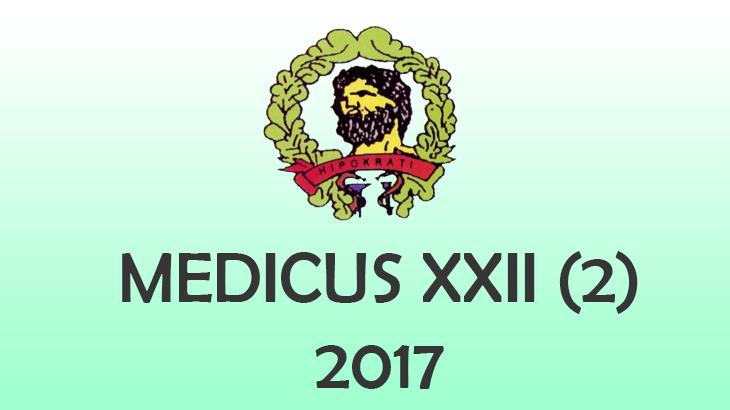 MEDICUS XXII 2